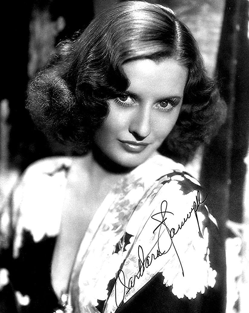 Photo of Barbara Stanwyck: American actress