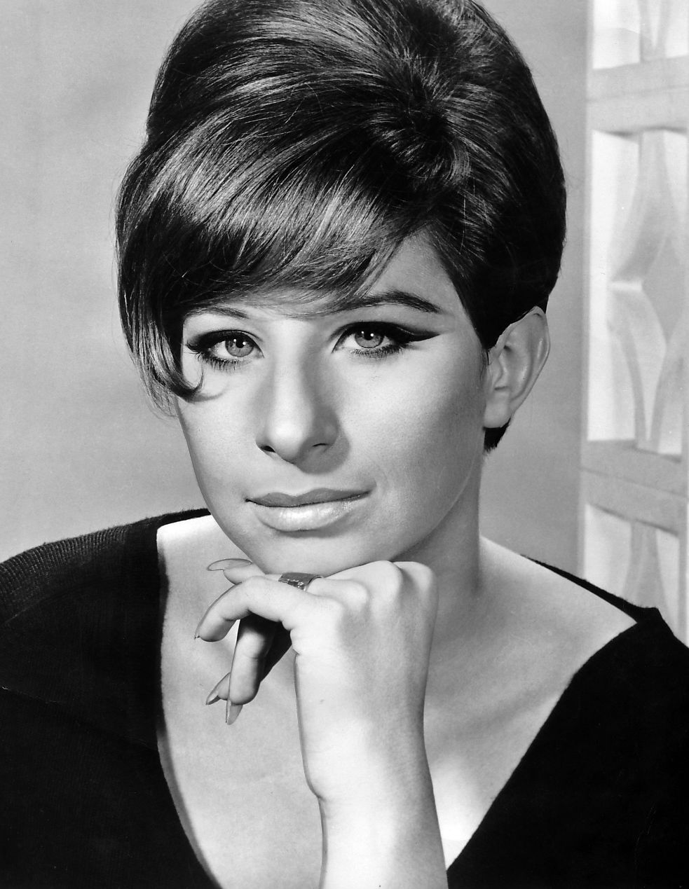 Photo of Barbra Streisand: American singer, actress, writer, film producer, and director