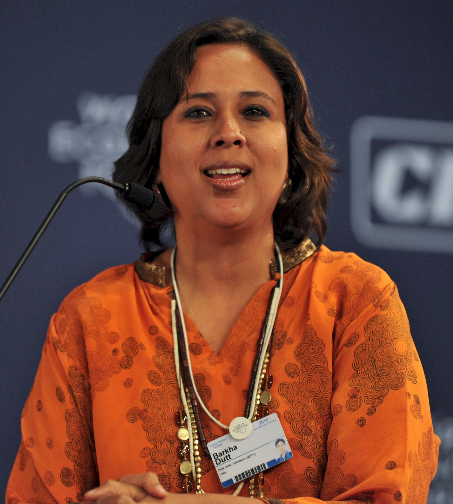 Photo of Barkha Dutt: Barkha Dutta