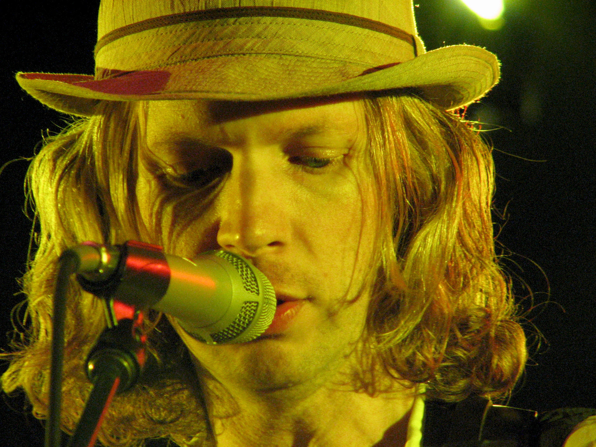Photo of Beck: American Musician (b.1970)