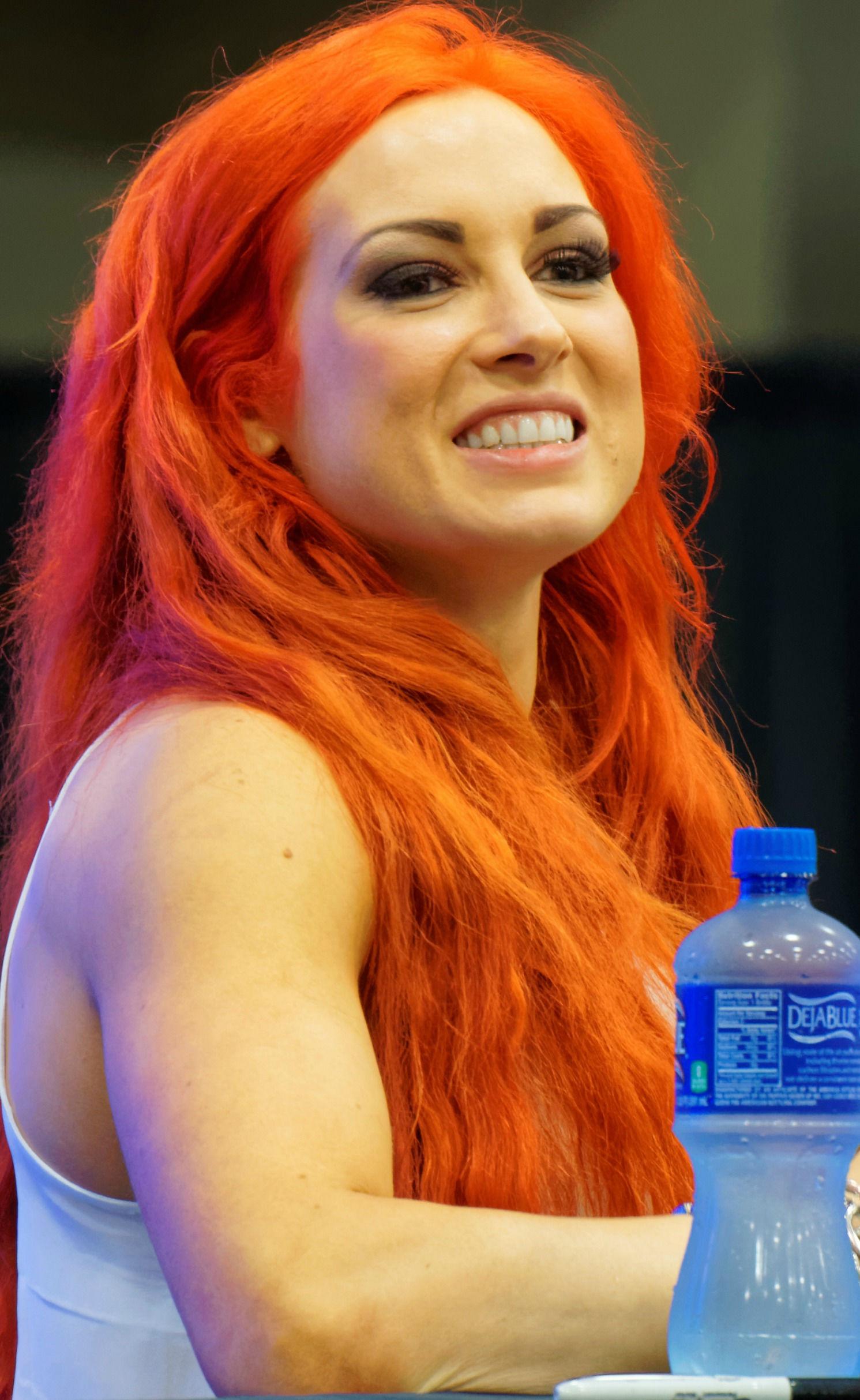 Photo of Becky Lynch: Irish professional wrestler
