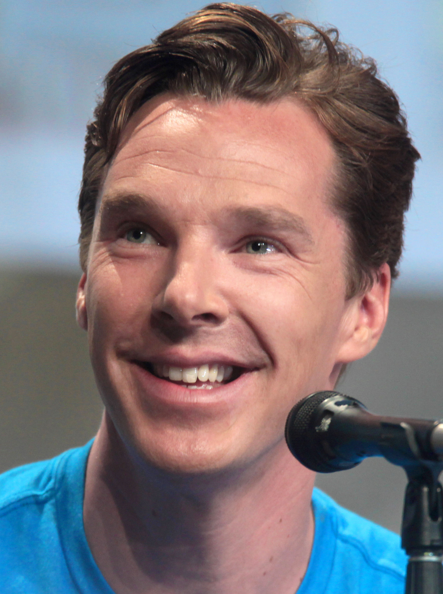 Photo of Benedict Cumberbatch: English actor and film producer