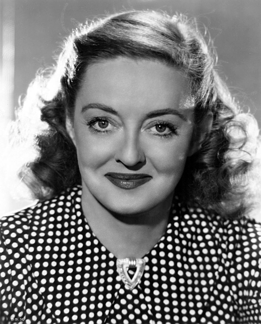Photo of Bette Davis: Film and television actress from the United States