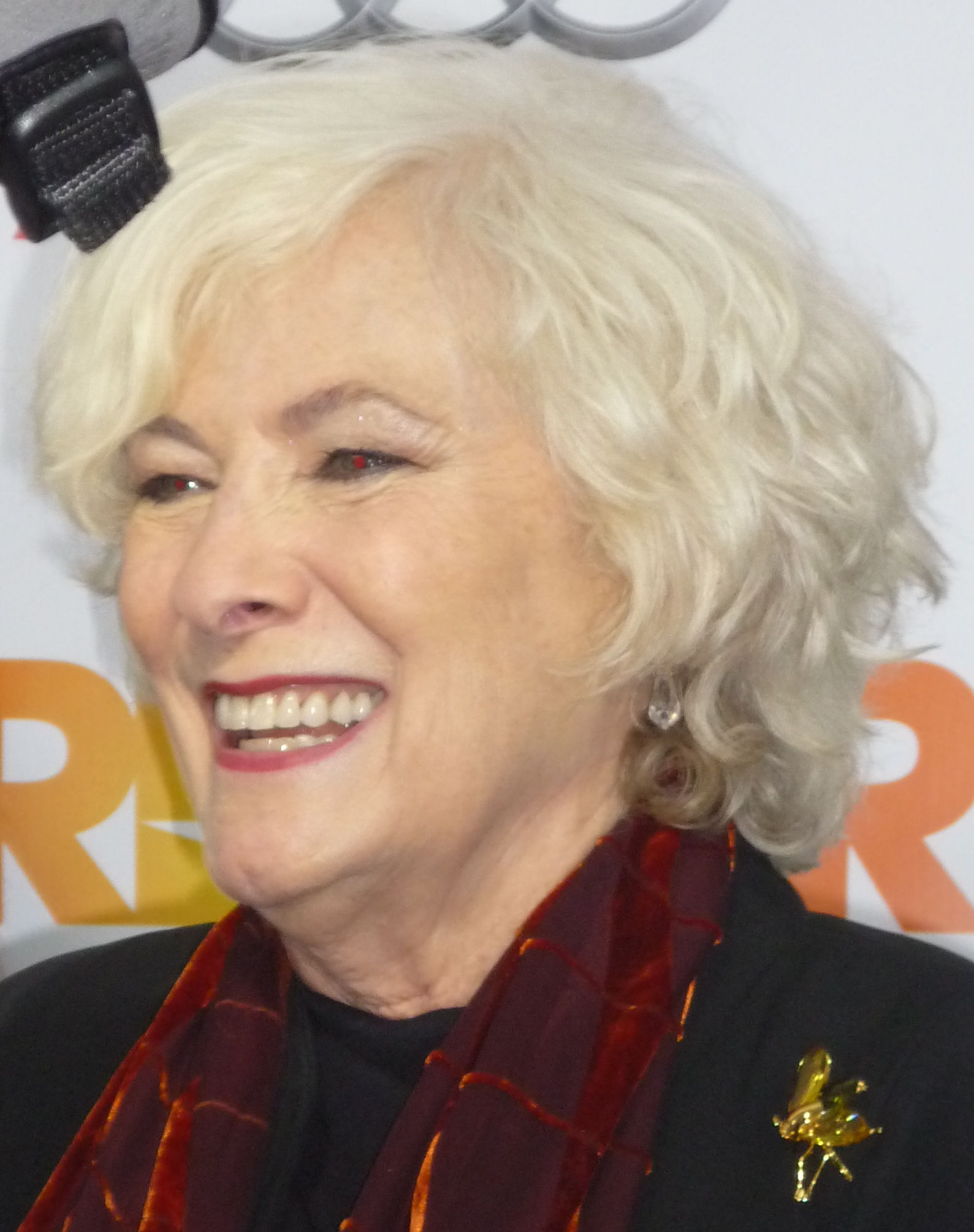 Photo of Betty Buckley: American actress and singer