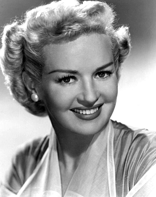 Photo of Betty Grable: Dancer, singer, actress