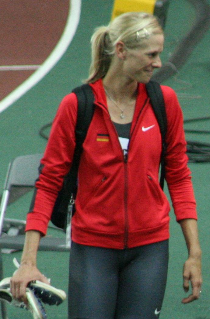 Photo of Bianca Kappler: German long jumper
