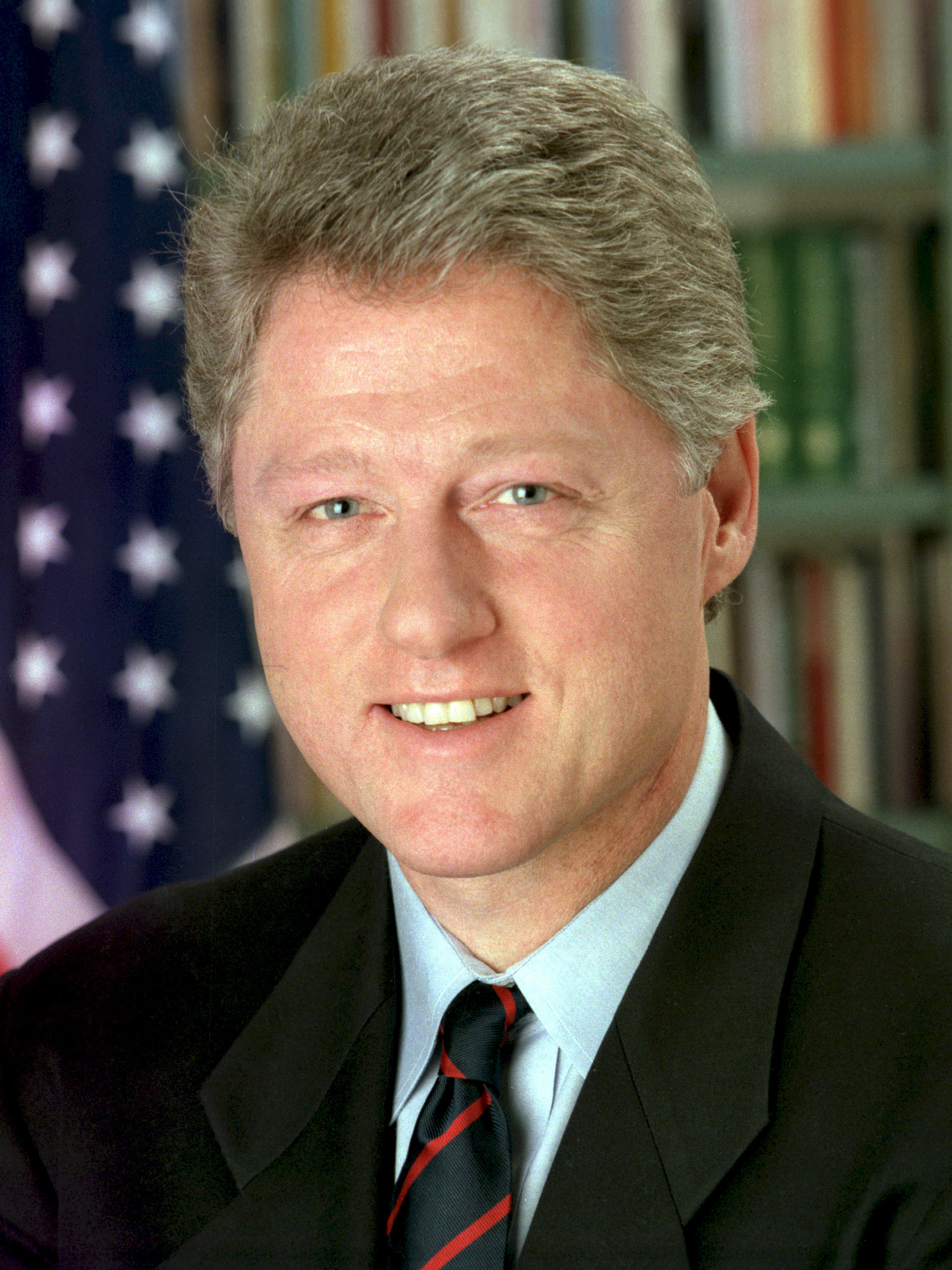 Photo of Bill Clinton: 42nd President of the United States