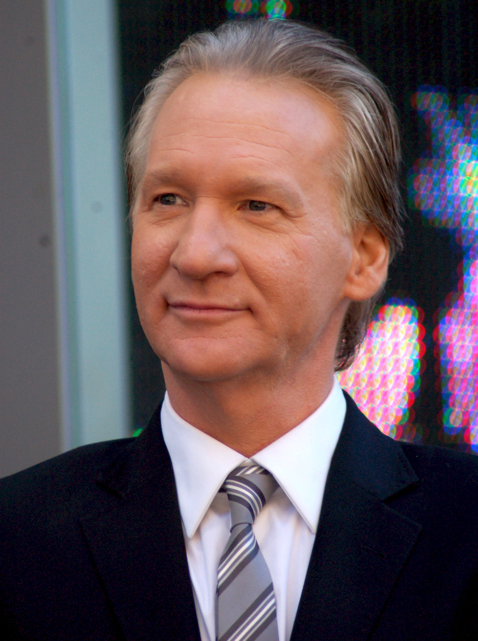 Photo of Bill Maher: American stand-up comedian