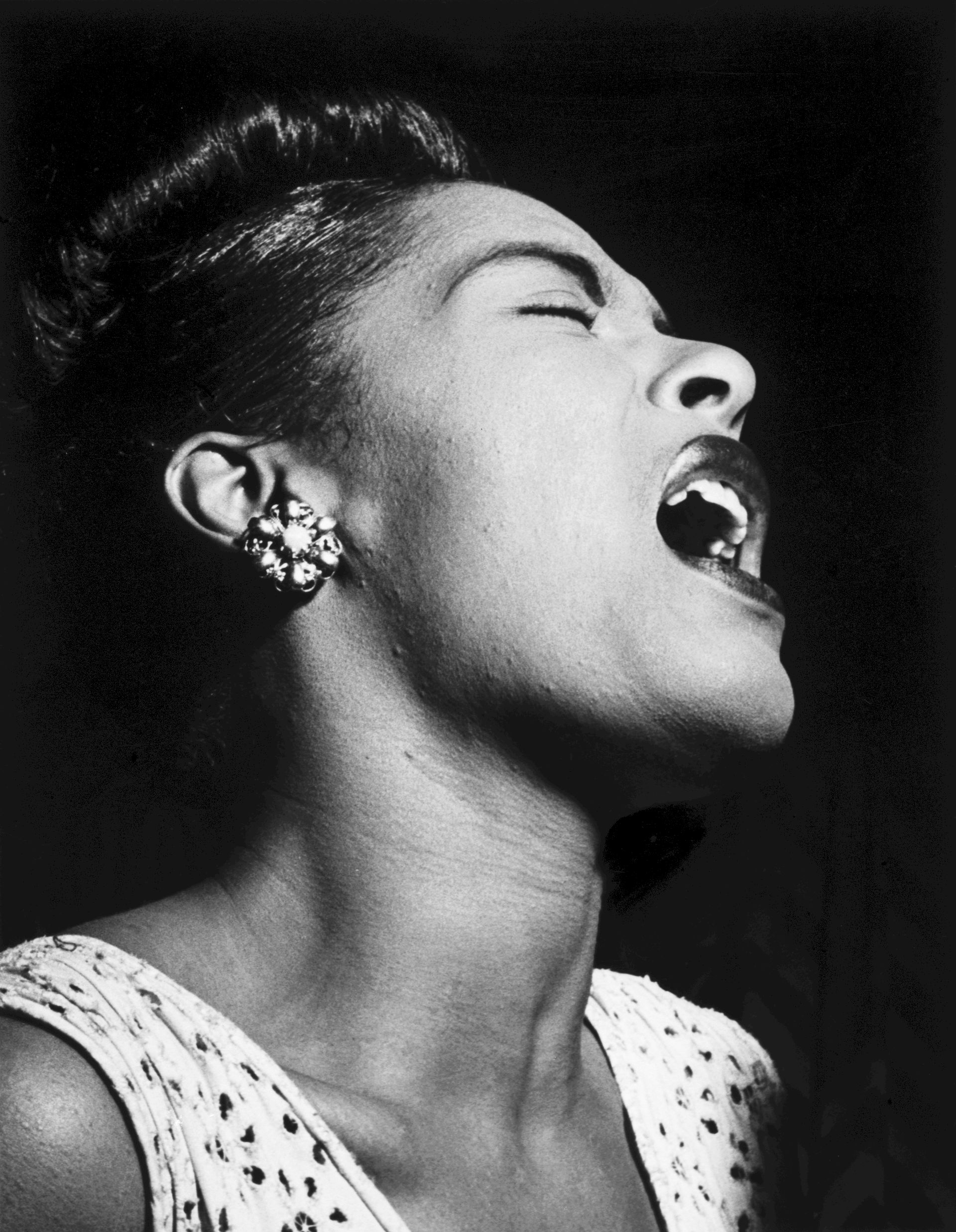 Photo of Billie Holiday: American jazz singer and songwriter