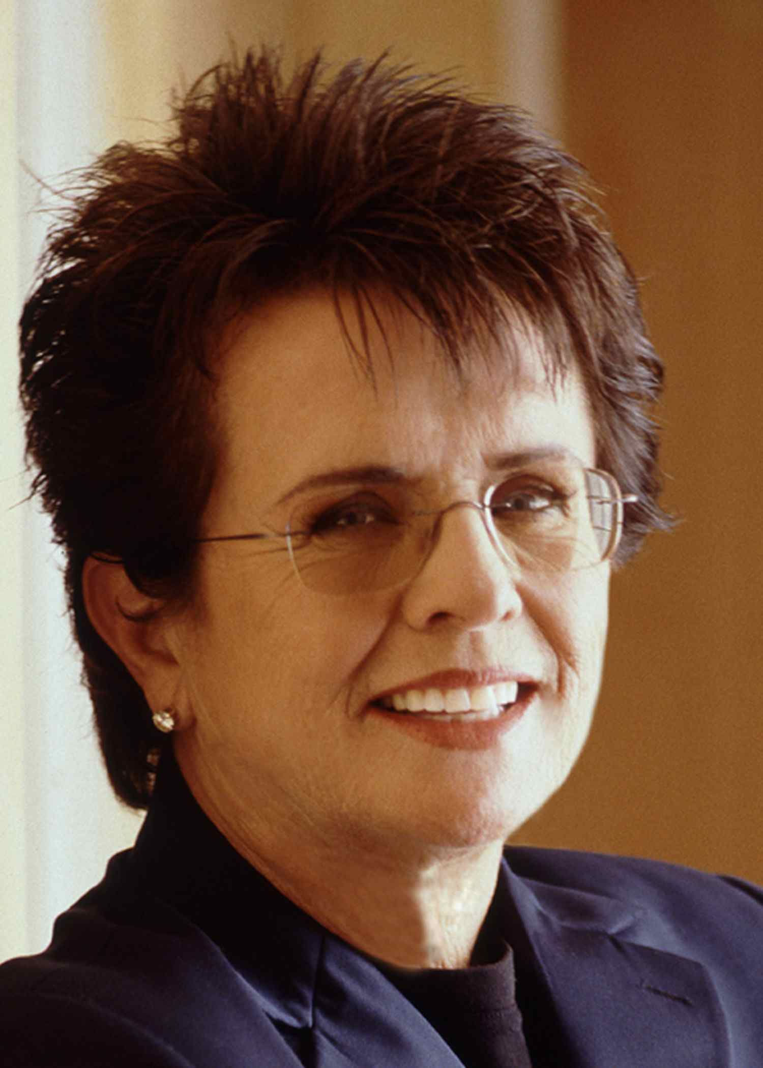 Photo of Billie Jean King: American tennis player