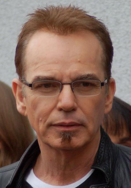 Photo of Billy Bob Thornton: American actor, director, writer, producer, and singer-songwriter