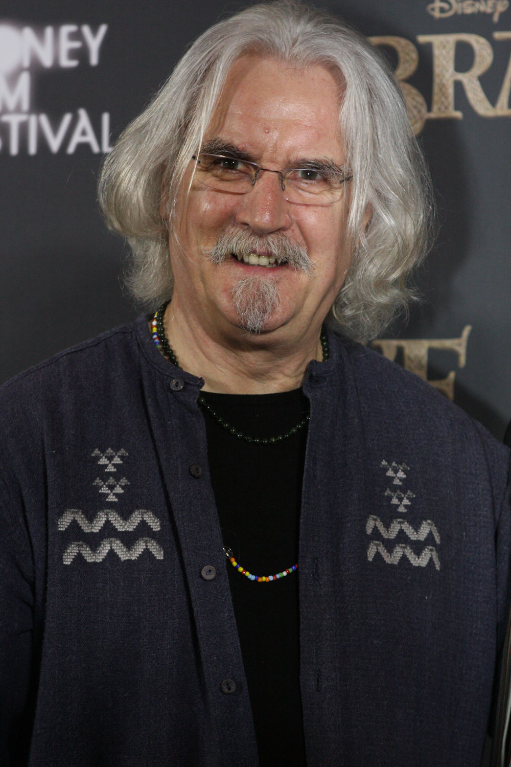 Photo of Billy Connolly: British comedian