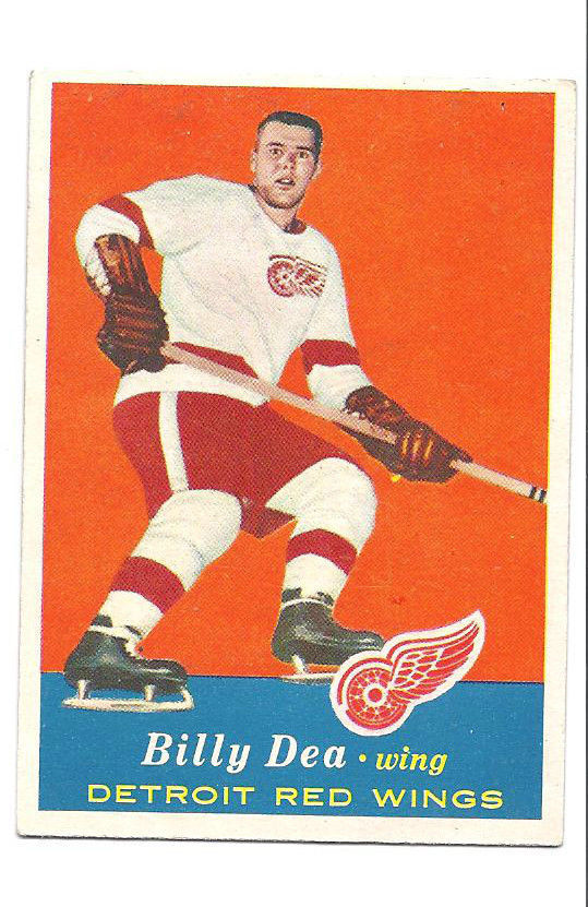 Photo of Billy Dea: Canadian ice hockey player