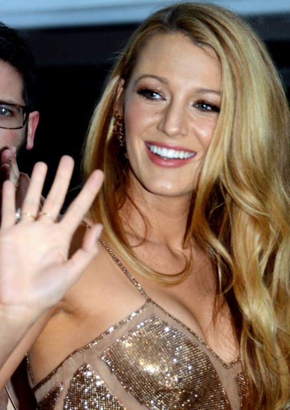 Photo of Blake Lively: American actress