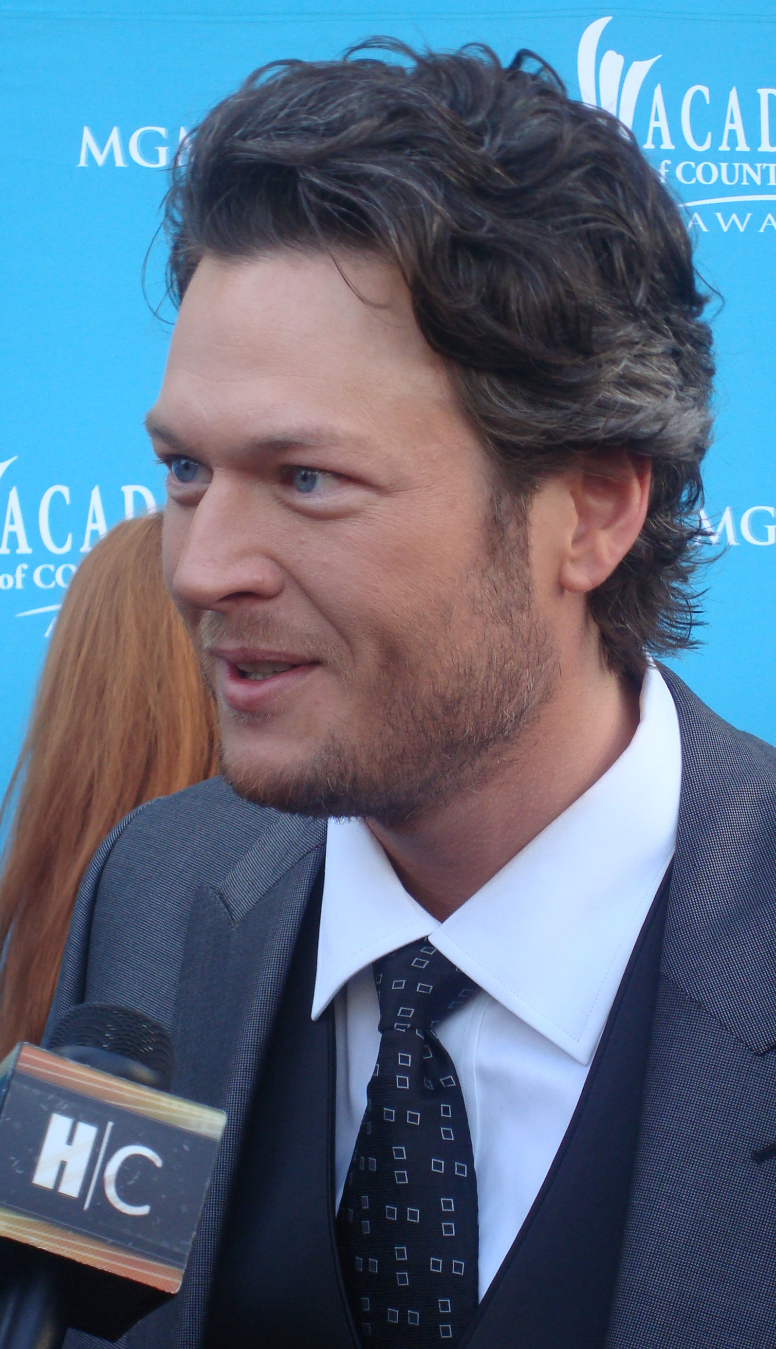 Photo of Blake Shelton: American country music singer and television personality