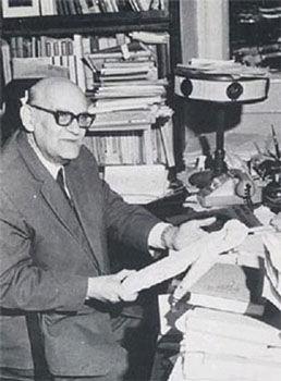 Photo of Boris Porshnev: Russian historian