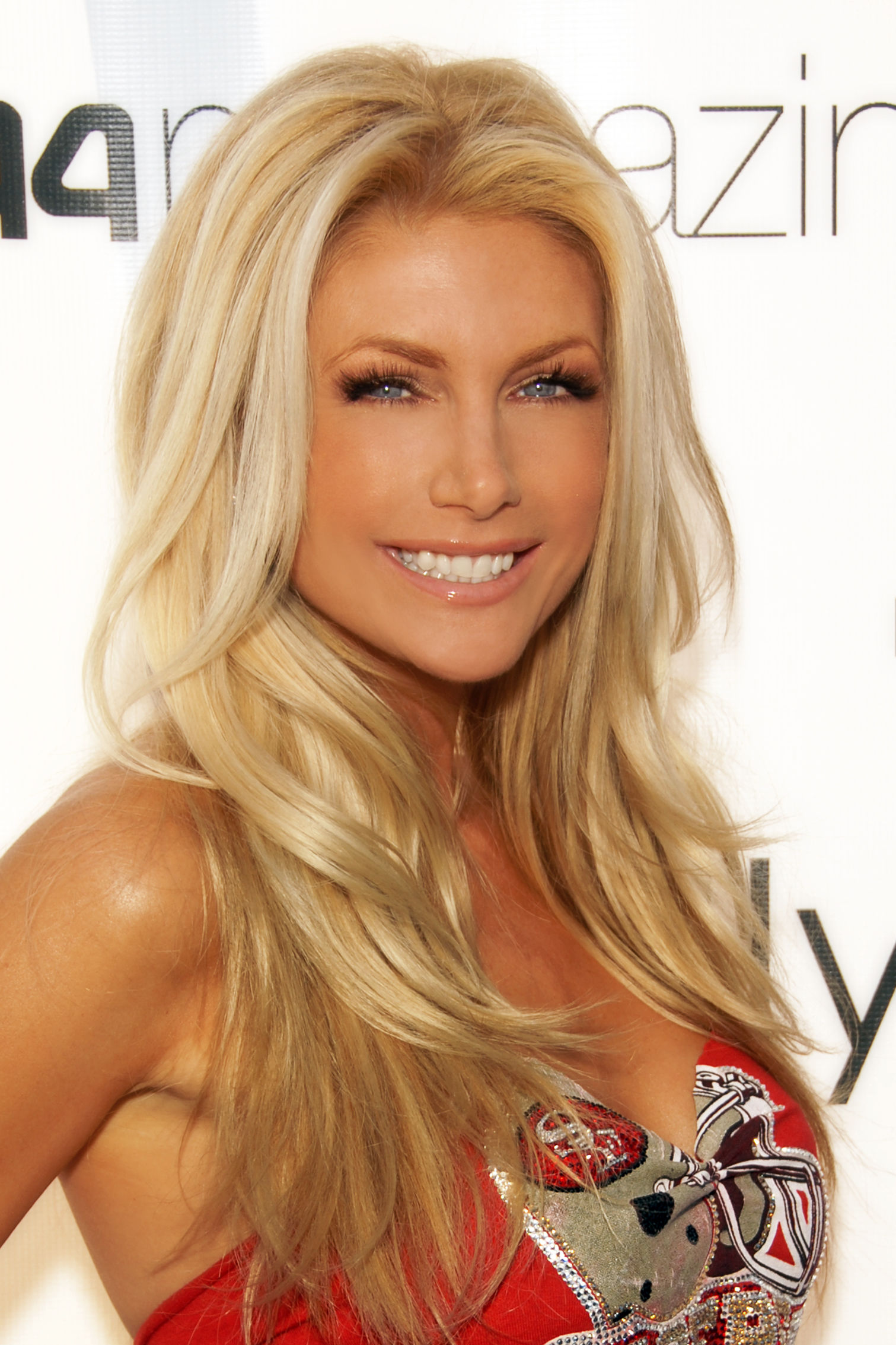 Photo of Brande Roderick: American model and actress
