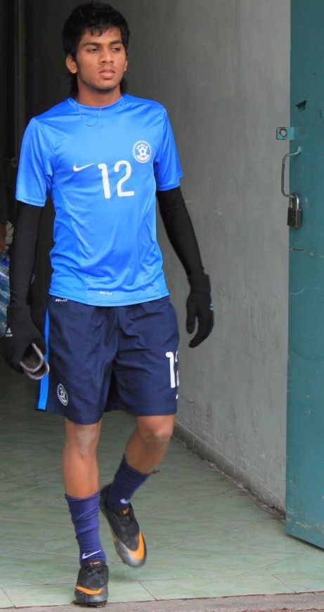 Photo of Brandon Fernandes: Indian Professional Football Player