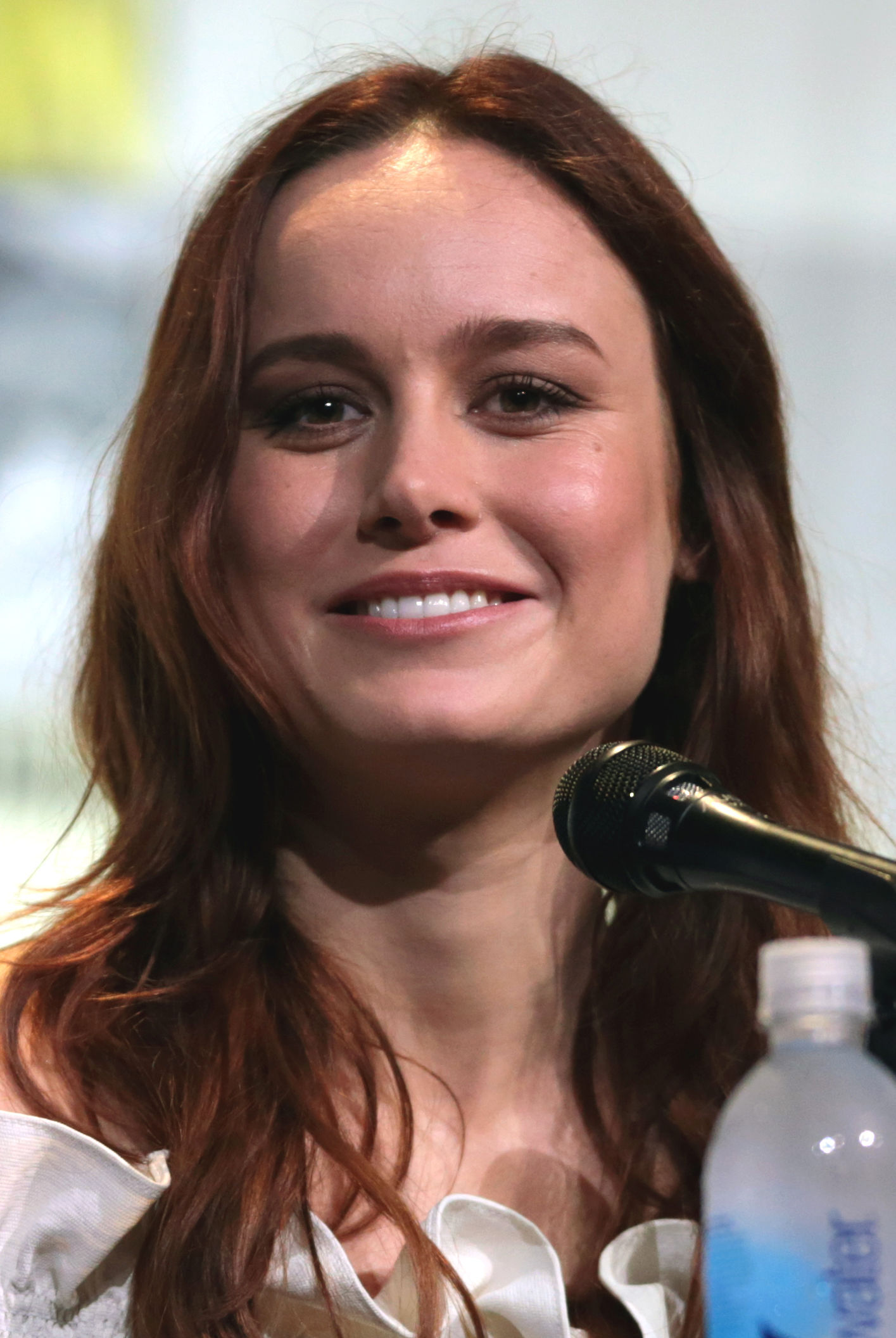 Photo of Brie Larson: American actress, singer-songwriter and musician