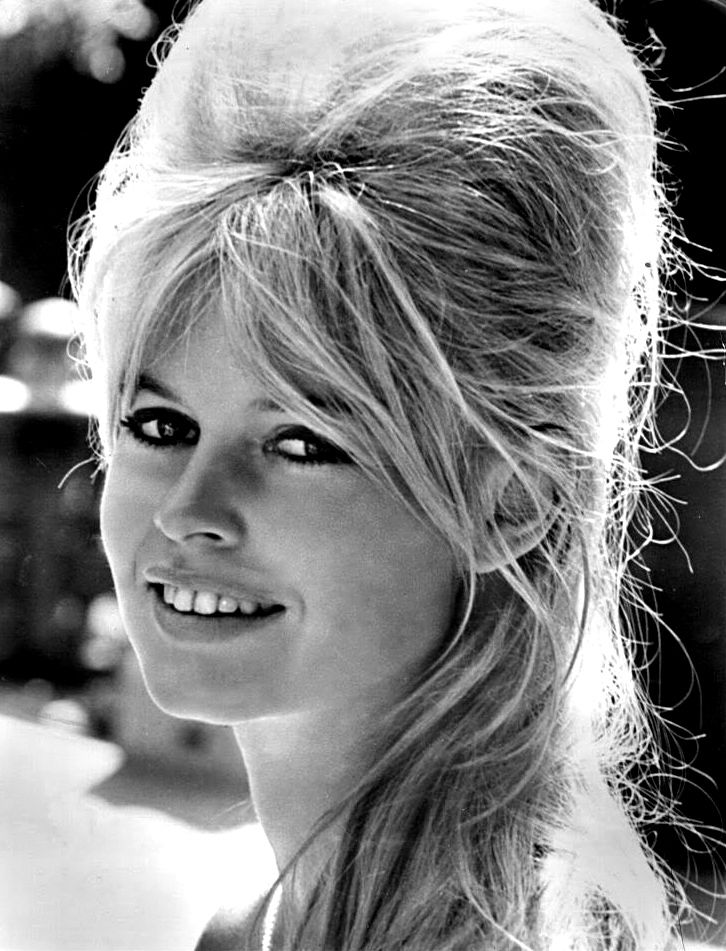 Photo of Brigitte Bardot: Animal rights activist and a former actress, singer and fashion model from France