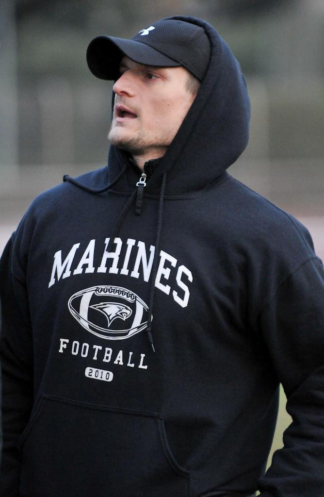 Photo of Brock Olivo: Player of American football
