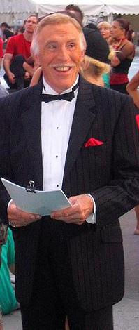 Photo of Bruce Forsyth: English television presenter and entertainer