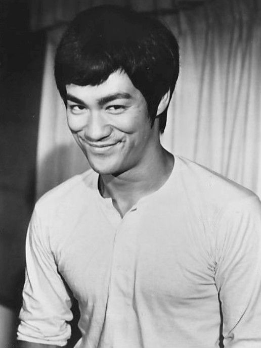 Photo of Bruce Lee: Hong Kong American actor, martial artist, philosopher, filmmaker, and founder of the martial art Jeet Kune Do