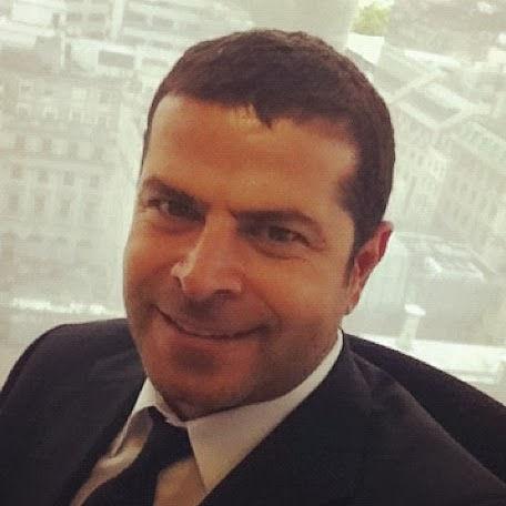 Photo of Cüneyt Özdemir: Turkish writer