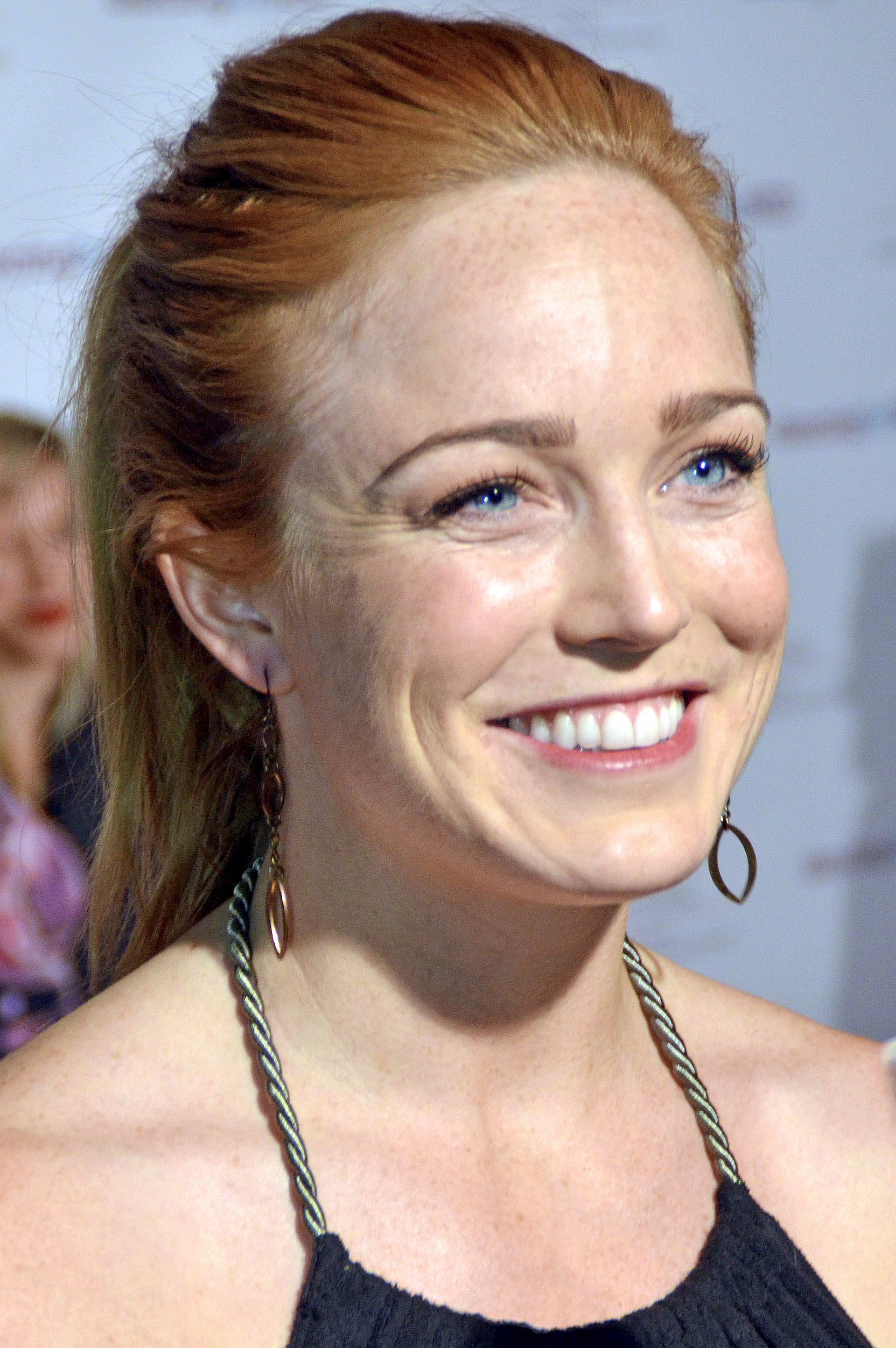 Photo of Caity Lotz: American actress