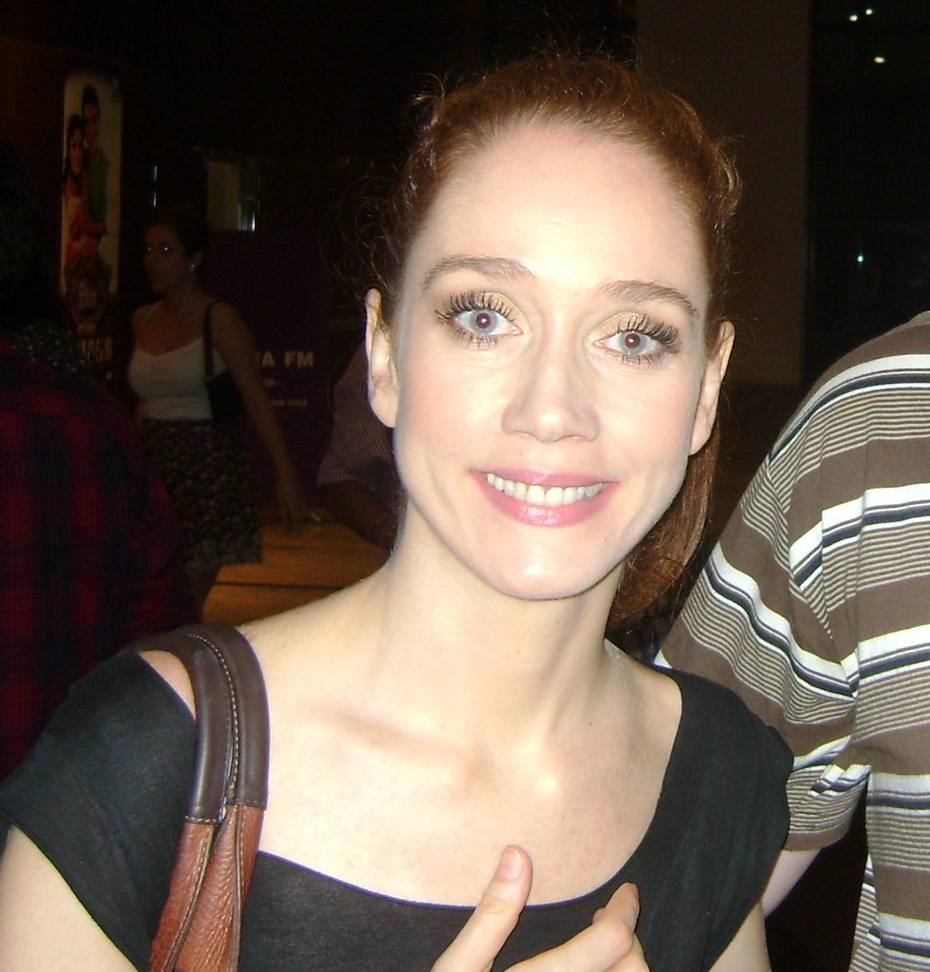 Photo of Camila Morgado: Brazilian actress