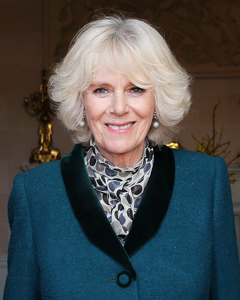 Photo of Camilla, Duchess of Cornwall: Second wife of Charles, Prince of Wales