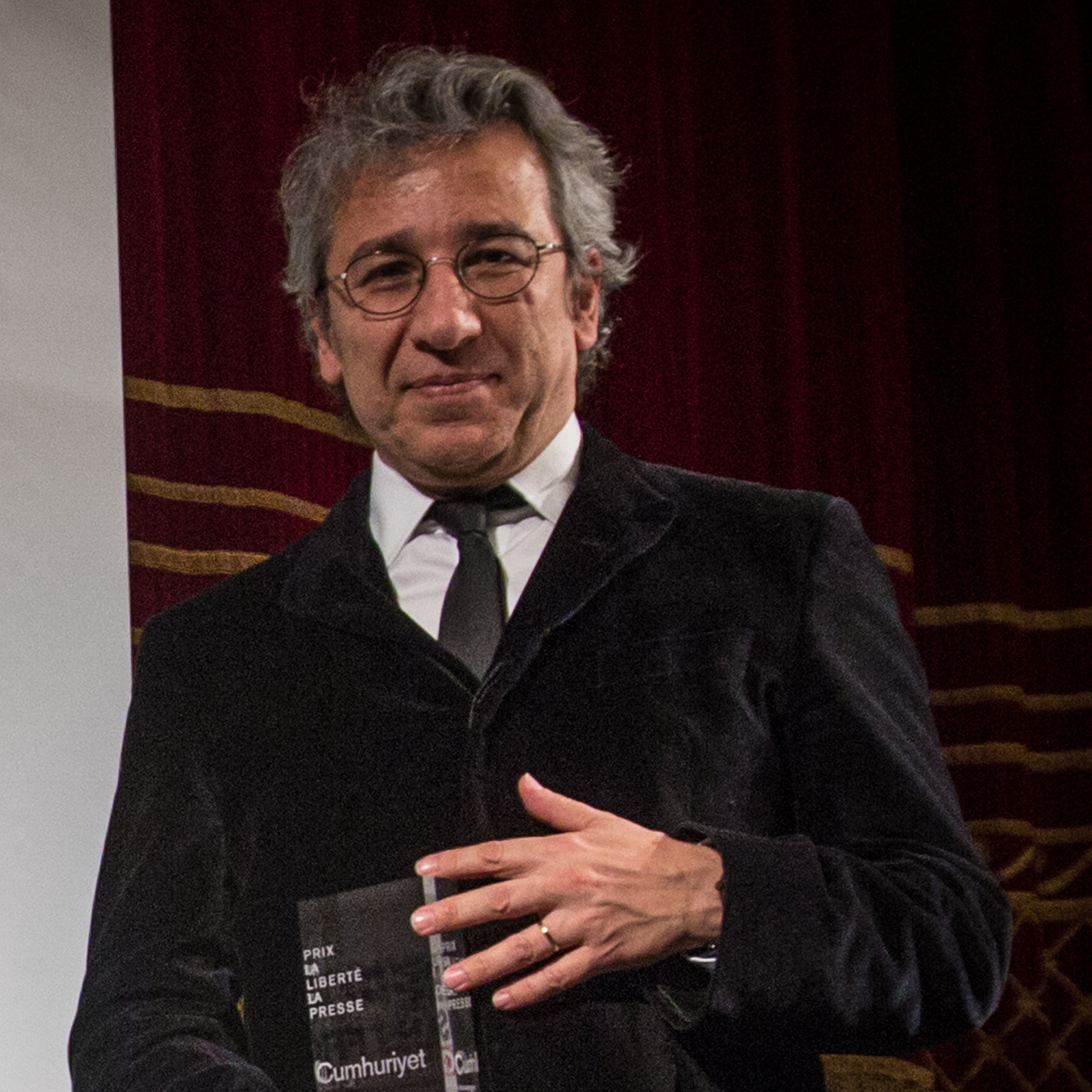 Photo of Can Dündar: Turkish journalist