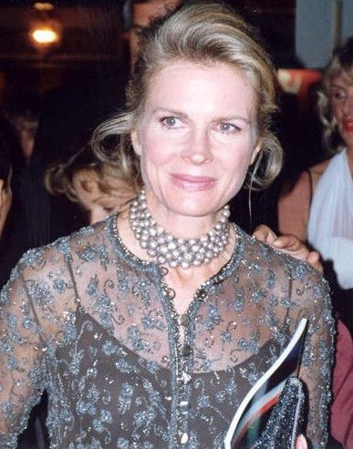 Photo of Candice Bergen: American actress and model