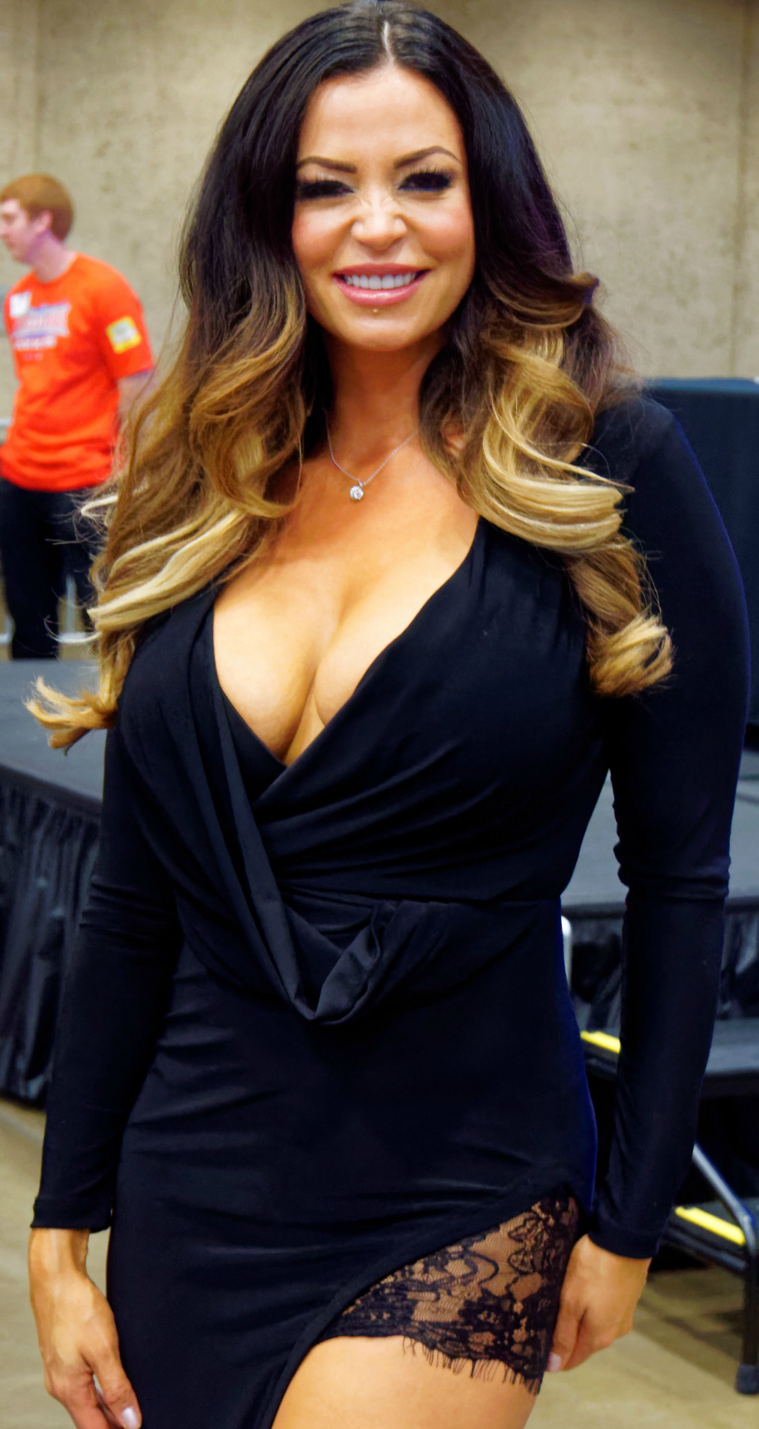 Photo of Candice Michelle: Model, actress, and retired professional wrestler