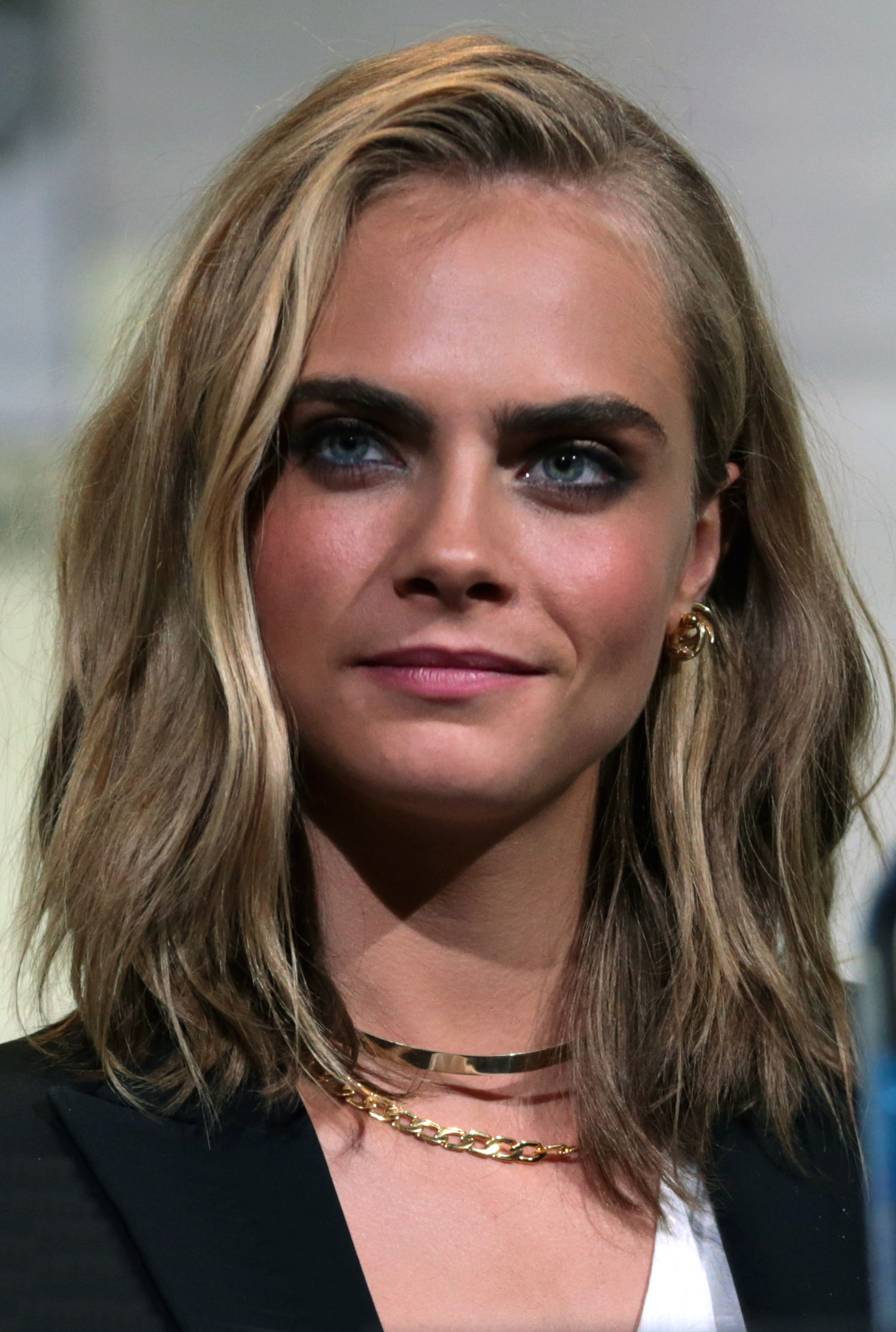 Photo of Cara Delevingne: English fashion model, actress and singer