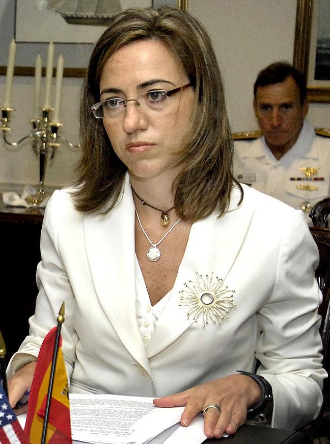Photo of Carme Chacón: Spanish Defense Minister