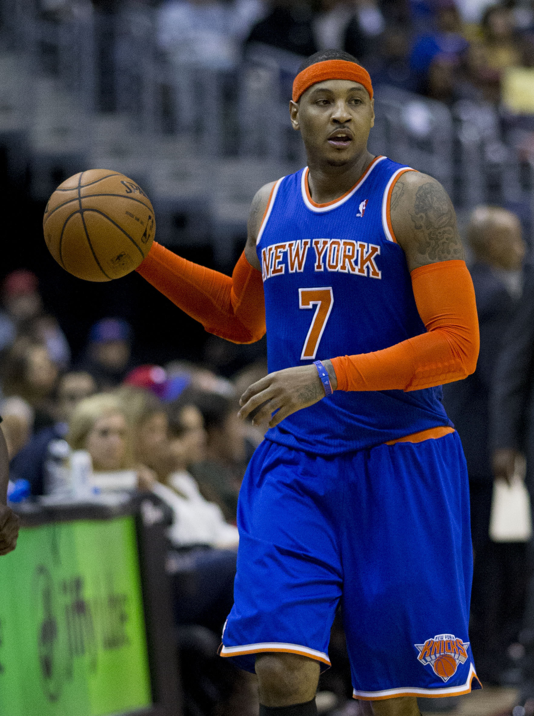 Photo of Carmelo Anthony: American professional basketball player