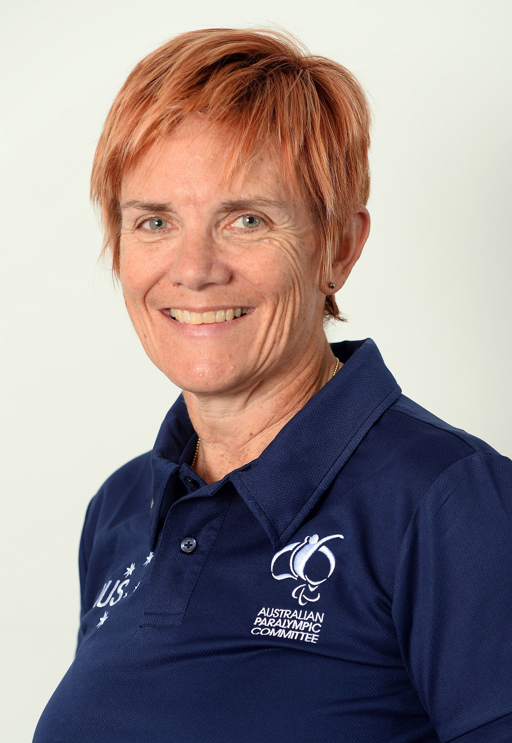 Photo of Carol Cooke: Australian cyclist, swimmer, and rower