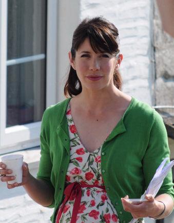 Photo of Caroline Catz: British film, television, theatre and radio actress
