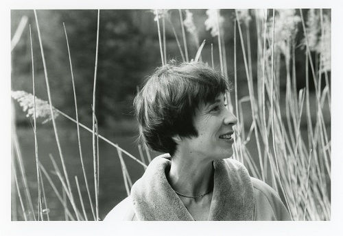 Photo of Caroline Lamarche: Belgian writer