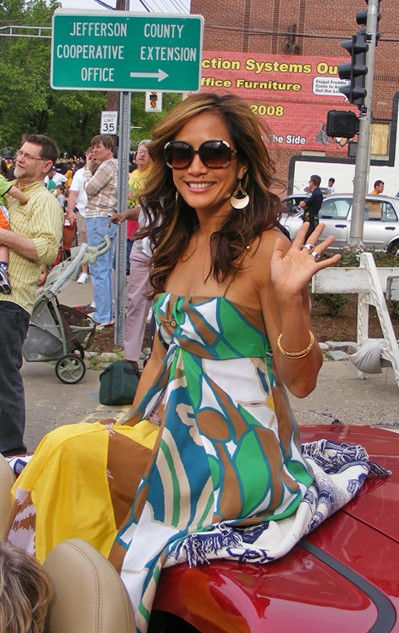 Photo of Carrie Ann Inaba: American entertainer