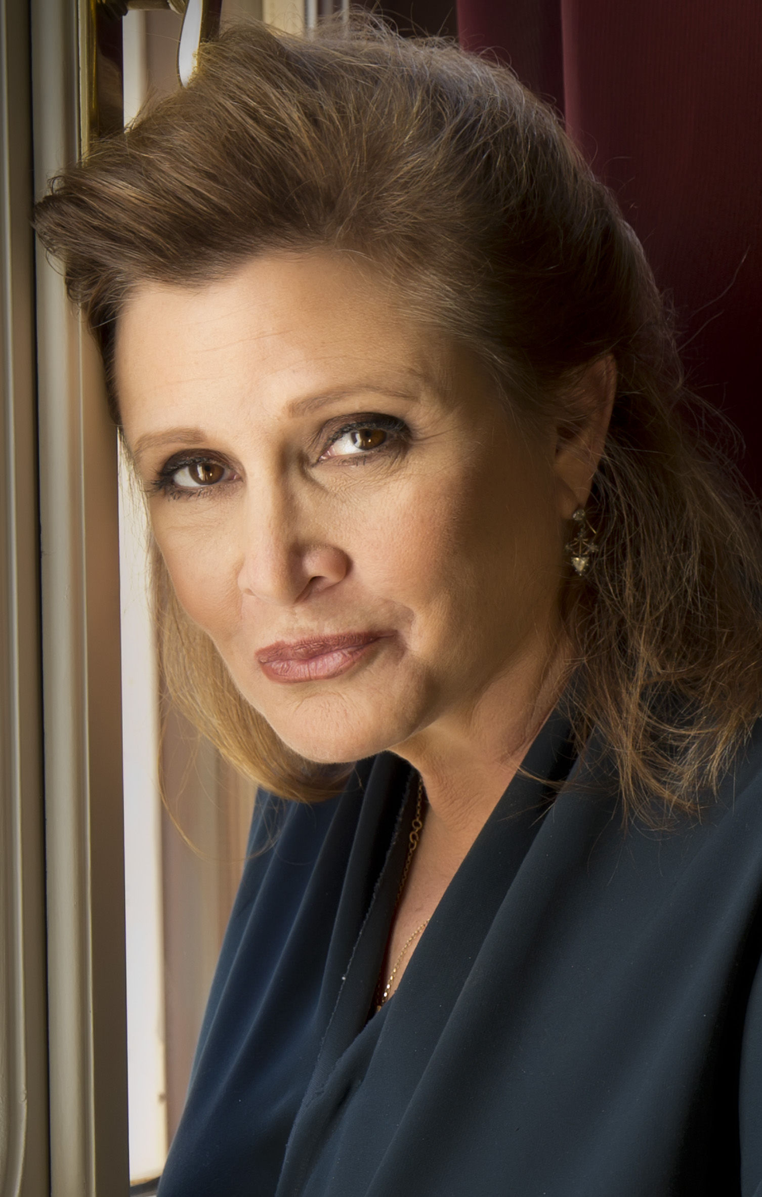 Photo of Carrie Fisher: Actress, screenwriter, novelist