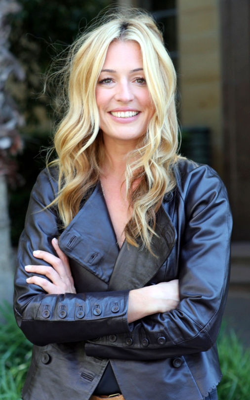 Photo of Cat Deeley: English television presenter, actress, singer and model