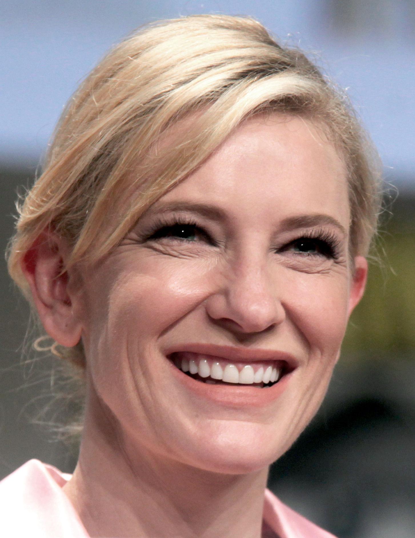 Photo of Cate Blanchett: Australian actress