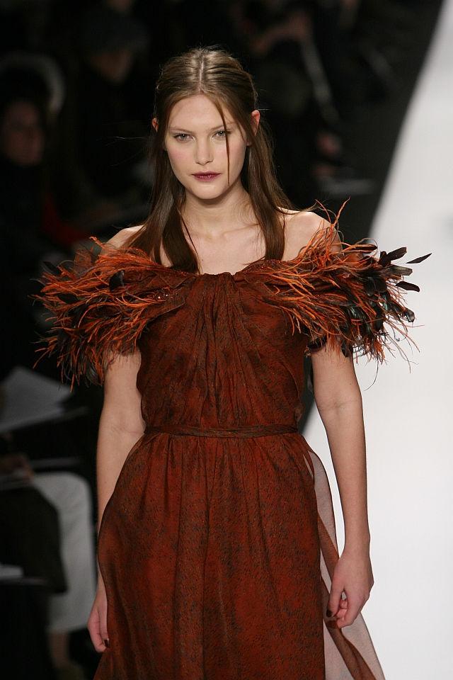Photo of Catherine McNeil: Australian model