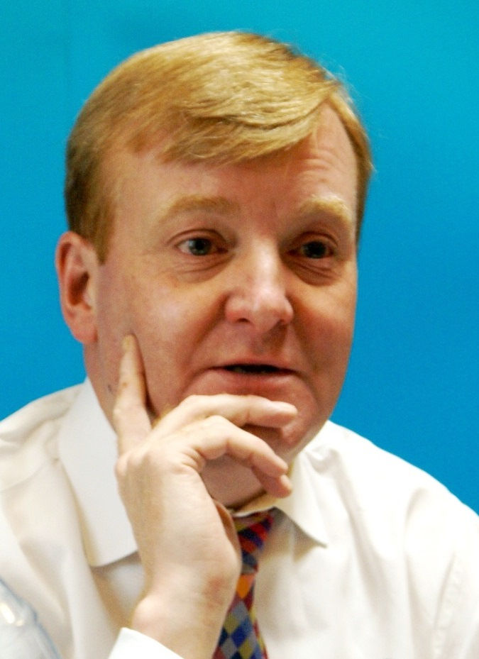 Photo of Charles Kennedy: British politician