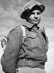 Photo of Charles Upham: Recipient of the Victoria Cross