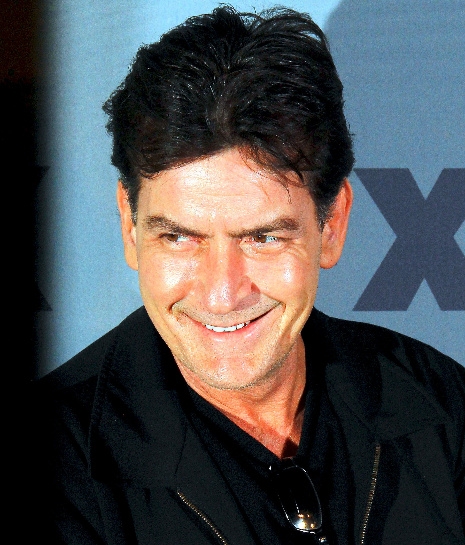 Photo of Charlie Sheen: Film and television actor from the United States