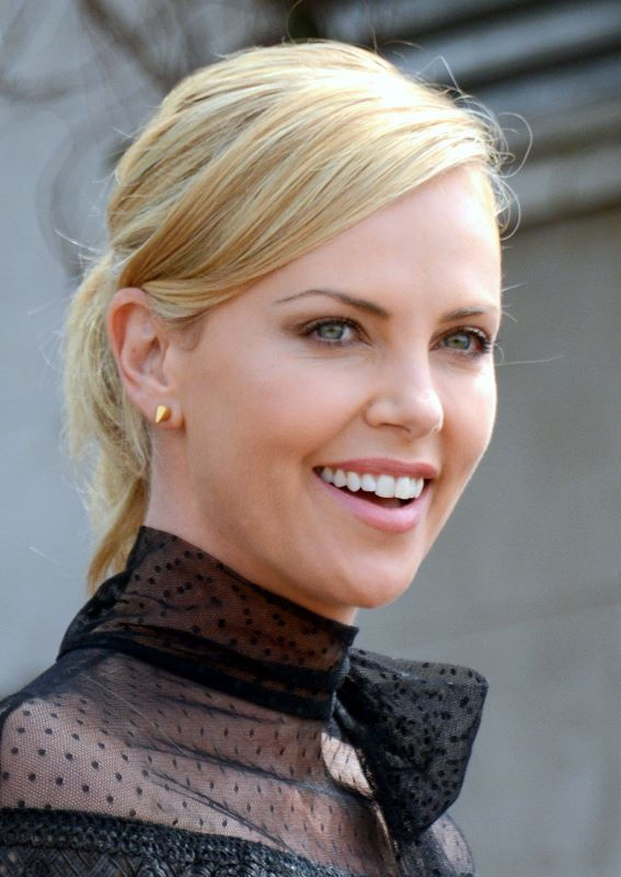 Photo of Charlize Theron: Film actress and producer, former fashion model