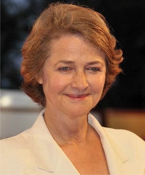 Photo of Charlotte Rampling: British actress